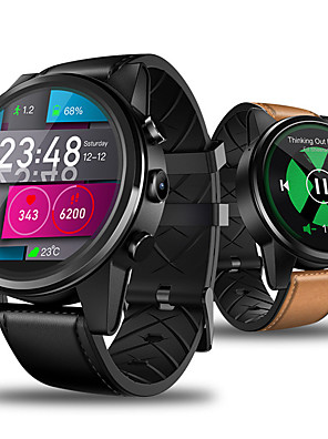 cheap Smart Watches-Zeblaze thor 4 pro Unisex Smartwatch Android iOS WIFI 3G 4G Waterproof Touch Screen Heart Rate Monitor Sports Health Care Timer Pedometer Sedentary Reminder Alarm Clock Calendar
