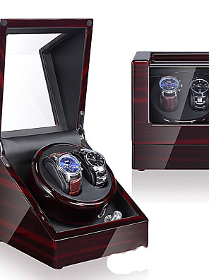 cheap Quartz Watches-Watch Display Stand Watch Winder Watch Winder Box Plastic 7.5 cm 11.5 cm