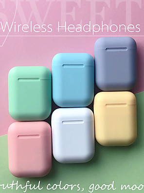 cheap Smart Watches-LITBest inpods12 TWS True Wireless Earbuds Stereo Dual Drivers Bluetooth 5.0 Auto Pairing Smart Touch Control for All Smart Phone Travel Entertainment