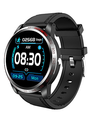 cheap Smart Watches-KUPENG W3 Unisex Smartwatch Android iOS Bluetooth Waterproof Heart Rate Monitor Blood Pressure Measurement Media Control Information ECG+PPG Pedometer Call Reminder Sleep Tracker Sedentary Reminder