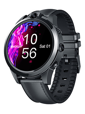 cheap Smart Watches-Zeblaze Thor 5 pro Unisex Smartwatch Android iOS Bluetooth Waterproof Touch Screen Heart Rate Monitor Video Health Care Timer Pedometer Sedentary Reminder Alarm Clock Calendar