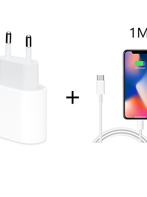 cheap Wireless Chargers-Quick Charge 4.0 3.0 QC PD Charger 18W QC4.0 QC3.0 USB Type C Fast Charger for iPhone 11 X Xs 8 Xiaomi Phone PD Charger
