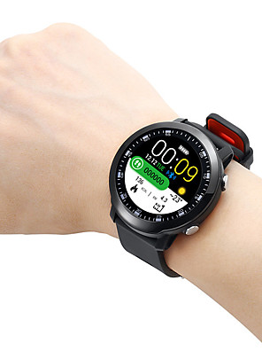 cheap Smart Watches-Spovan SW05 Unisex Smartwatch Android iOS Bluetooth Waterproof Heart Rate Monitor Blood Pressure Measurement Calories Burned Health Care ECG+PPG Timer Pedometer Activity Tracker Sedentary Reminder