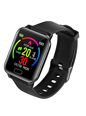cheap Smart Watches-Y3 Unisex Smartwatch Smart Wristbands Android iOS Bluetooth Waterproof Thermometer Exercise Record Health Care Information Pedometer Call Reminder Activity Tracker Sleep Tracker Sedentary Reminder