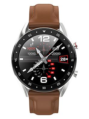 tanie Inteligentne zegarki-L7 Unisex Inteligentne opaski na rękę Bluetooth Pulsometry Pomiar ciśnienia krwi Spalonych kalorii Lokalizator Monitor tlenu we krwi EKG + PPG Stoper Krokomierz Powiadamianie o połączeniu