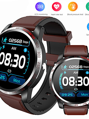 cheap Smart Watches-W3 Smart Watch Men IP68 Waterproof Reloj SmartWatch With ECG PPG Blood Pressure Heart Rate Sports Fitness watches