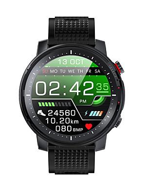 tanie Inteligentne zegarki-L15 Unisex Inteligentne opaski na rękę Bluetooth Ekran dotykowy Pulsometry Pomiar ciśnienia krwi Spalonych kalorii Lokalizator EKG + PPG Stoper Krokomierz Powiadamianie o połączeniu telefonicznym