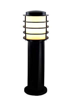 olcso Férfi pólók és atléták-QIHengZhaoMing 1db 12 W Lawn Lights Vízálló Meleg fehér 220-240 V 110-120 V Kültéri világítás 1 LED gyöngyök
