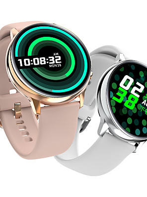 cheap Smart Watches-696 SG2 Unisex Smartwatch Android iOS Bluetooth Waterproof Heart Rate Monitor Blood Pressure Measurement Sports Blood Oxygen Monitor ECG+PPG Stopwatch Pedometer Call Reminder Activity Tracker