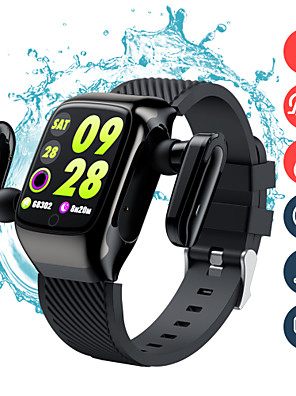 cheap Smart Watches-696 S300 Unisex Smartwatch Smart Wristbands Android iOS Bluetooth Heart Rate Monitor Blood Pressure Measurement Sports Hands-Free Calls Information Stopwatch Pedometer Call Reminder Activity Tracker