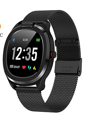 cheap Smart Watches-LITBest CT01 Men Smart Bracelet Smartwatch Android iOS Bluetooth Waterproof Touch Screen Heart Rate Monitor Blood Pressure Measurement Sports ECG+PPG Stopwatch Pedometer Call Reminder Activity Tracker