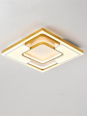 olcso Férfi pólók és atléták-50 cm Geometriai formák Mennyezeti lámpa Fém Festett felületek Természet által inspirált Modern 110-120 V 220-240 V