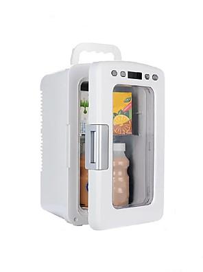 cheap iPad case-10L Car 12V Home 220V Mini Refrigerator Dual System Temperature Control Portable
