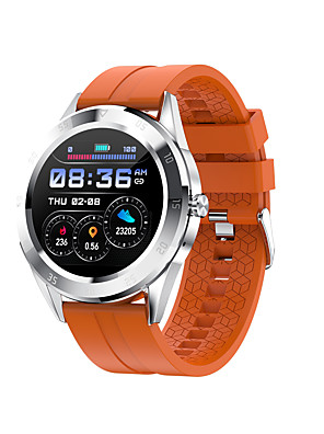 cheap Smart Watches-696 Y10 Unisex Smartwatch Smart Wristbands Android iOS Bluetooth Touch Screen Heart Rate Monitor Blood Pressure Measurement Hands-Free Calls Information Pedometer Call Reminder Activity Tracker Sleep
