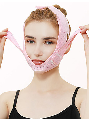 cheap Bathroom Gadgets-Face V Shaper Facial Slimming Bandage Relaxation Lift Up Belt Shape Lift Reduce Double Chin Face Thining Band Massage