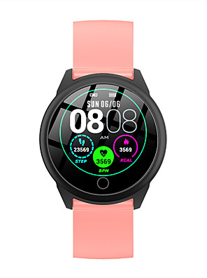 cheap Smart Watches-h23 Unisex Smart Wristbands Android iOS Bluetooth Touch Screen Heart Rate Monitor Blood Pressure Measurement Calories Burned Thermometer Stopwatch Pedometer Call Reminder Sleep Tracker Sedentary