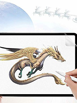 cheap iPad case-2pcs Paperlike Screen Protector for iPad 9.7 iPad Pro iPad Air Screen Protector Compatiable with Apple PencilAnti Glare Painting Screen Protector for iPad iPadmini