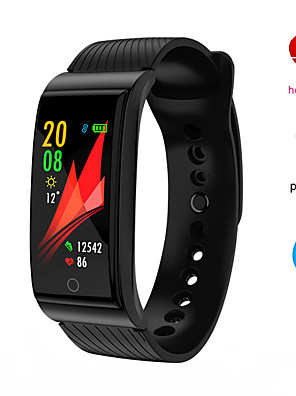 cheap Smart Watches-F4 Unisex Smartwatch Smart Wristbands Android iOS Bluetooth Waterproof Heart Rate Monitor Sports Long Standby Distance Tracking Stopwatch Pedometer Call Reminder Sleep Tracker Sedentary Reminder