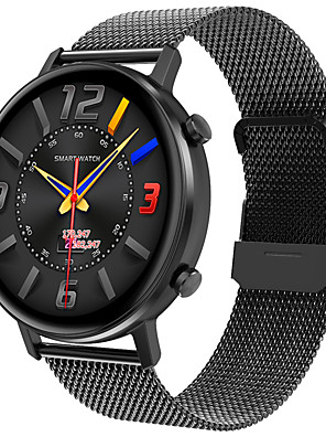 cheap Smart Watches-DT96 Unisex Smart Wristbands Android iOS Bluetooth Heart Rate Monitor Blood Pressure Measurement Sports Calories Burned Media Control Stopwatch Pedometer Call Reminder Sleep Tracker Sedentary Reminder