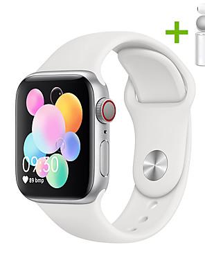 cheap Smart Watches-JSBP HFT60 Men Women Smartwatch BT Fitness Tracker Support Notify / Bluetooth Call/ Heart Rate/ Sport Smart Watch for Apple/ Samsung/ Android Phones Distribution of TWS Headphones