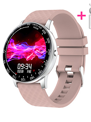 cheap Smart Watches-JSBP PH30 Men Women Smartwatch Bluetooth Fitness Tracker Support Heart Rate/ Sleeping / Blood Pressure Monitor / Mass Dial / Custom Dial for Apple/ Samsung/ Android Phones
