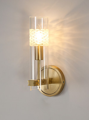 cheap Prom Dresses-Mini Style Modern Wall Lamps & Sconces Shops  Cafes  Office Metal Wall Light IP44 220-240V 40 W