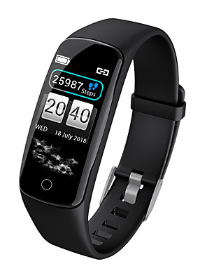 cheap Smart Watches-V8 Unisex Smart Wristbands Bluetooth Heart Rate Monitor Sports Calories Burned Health Care Blood Oxygen Monitor Pedometer Call Reminder Sleep Tracker Sedentary Reminder Alarm Clock