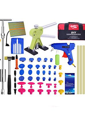 cheap Men's Pants & Shorts-PDR-G-377 Car Dent Repair Tool Kit Hand Tool Car Kit Paintless Dent Repair Tool Hail Damage Car Body for Any Car Body Dent Repair