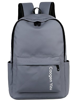 cheap Boys' Tops-Waterproof / Lightweight Commuter Backpack Boys' Oxford Cloth Sports & Outdoor / Daily Black / Fall & Winter
