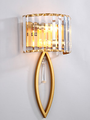 cheap Top Sellers-Mini Style Modern Wall Lamps & Sconces Shops Cafes Office Metal Wall Light IP44 220-240V 40 W
