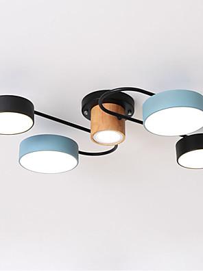 baratos Vestidos para Meninas-5-light 72 cm cluster design embutido luzes acrílicas modernas 110-120v 220-240v