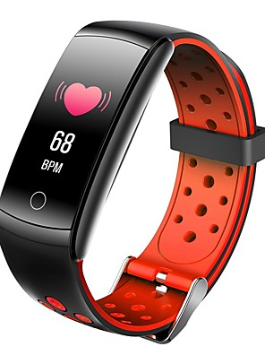 cheap Smart Watches-Q8T Unisex Smart Wristbands Bluetooth Heart Rate Monitor Blood Pressure Measurement Calories Burned Thermometer Blood Oxygen Monitor Pedometer Call Reminder Sleep Tracker Sedentary Reminder Alarm