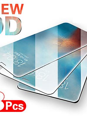 abordables Pulls à Capuche & Sweat pour Filles-3pcs verre de protection complet pour iphone se 6 6s 7 8 plus film de verre trempé pour iphone x xs xr 11 11 pro max verre d'écran