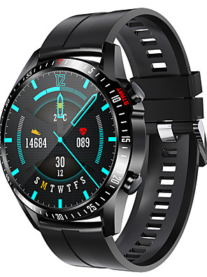 cheap Smart Watches-696 CK29 Unisex Smartwatch Smart Wristbands Android iOS Bluetooth Heart Rate Monitor Blood Pressure Measurement Hands-Free Calls Thermometer Camera Control Stopwatch Call Reminder Activity Tracker