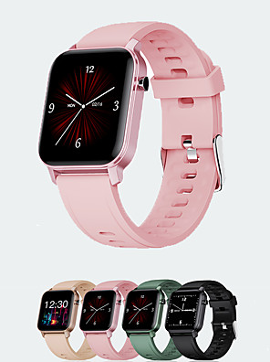 cheap Smart Watches-M2 smart watch women Bracelet IP68 Waterproof 1.4 Inch Full Touch Screen Sport Fitness Tracker Music Camera Control Compatible IOS/Android Phones
