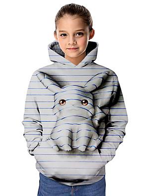 Hooded sweatshirt hoodie Girls Gr 8692