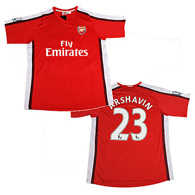best cheap 0fe4e 92cdc [$12.99] 09-10 Arsenal Home No.23 Arshavin Red Soccer Jersey & Short Kit  (GZZQH533)