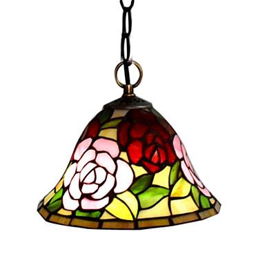 54 99 Pink Rose Floral Tiffany Mini Pendant Light 0864 Hz0892