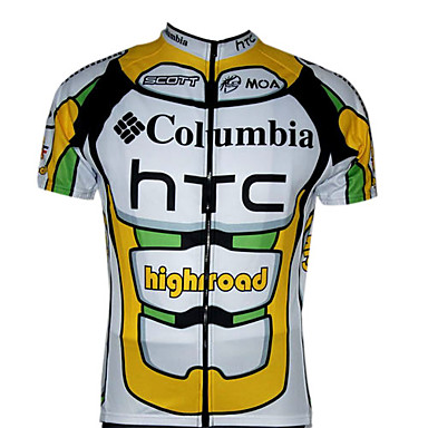 59ca5bf3282 2010 HTC Columbia Team Short Sleeves Cycling Jersey (0478-0419-8) 103131  2019 –  34.99