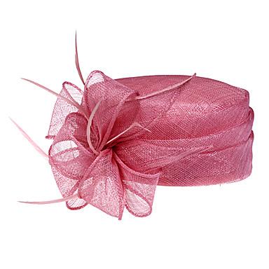 povoljno Party pokrivala za glavu-Drago kamenje i kristali / Kristal / Tekstil Kentucky Derby Hat / tijare / Headpiece s Kristal 1 Vjenčanje / Zabava / večer Glava
