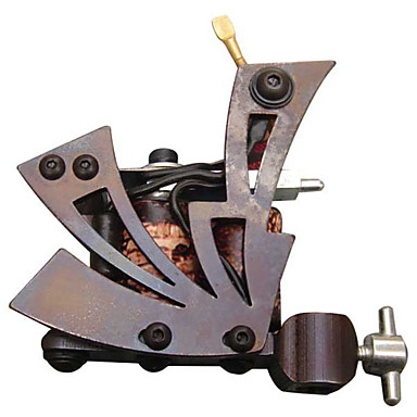 Top quality hand-polished Iron Tattoo Machines liner 185431 2019 ...