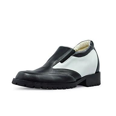 pravá kůže horní nízkém podpatku povaleč   výška rostoucí   bota formální    svatební boty pro muže 208705 2019 –  69.99 3c272c0243
