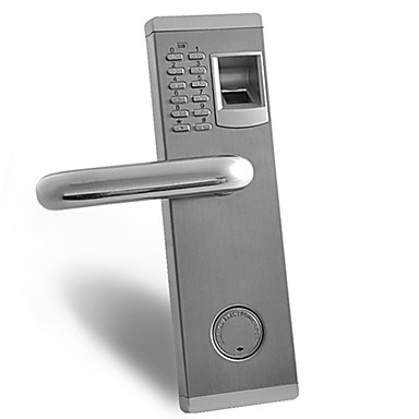 G347 ZWX-001 Left 304 stainless steel Password Fingerprint Lock Smart Home Security System Home / Apartment / Hotel Security Door / Wooden Door / Composite ...  sc 1 st  LightInTheBox & G347 ZWX-001 Left 304 stainless steel Password Fingerprint Lock ...