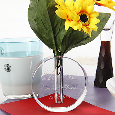 Material Crystal Table Center Pieces Personalized Vases Others