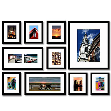 Picture Frames Moderncontemporary Rectangular Wood 10 233645 2018