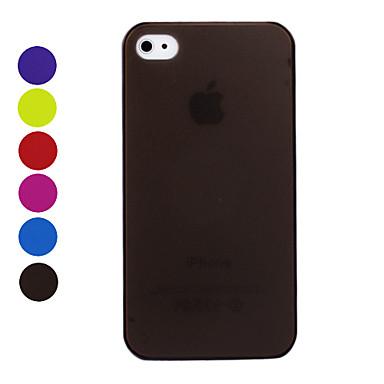 preiswerte Bis zu 0,99 $-Hülle Für iPhone 4/4S iPhone 4s / 4 Rückseite Hart PC