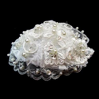 povoljno Party pokrivala za glavu-Žene Čipka Imitacija Pearl Glava-Vjenčanje Special Occasion Cvijeće