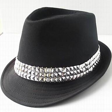 ts el punk metal adorno sombrero fedora (57cm) 253355 2019 –  9.44 f942d3cae44