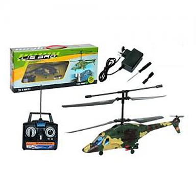 3ch Rc Elicottero Apache Elicotteri Radiocomando Giocattolo Coperta