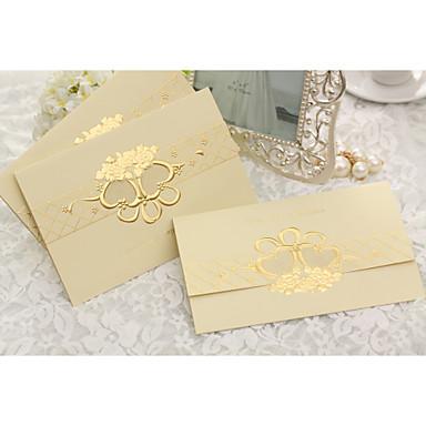 51f87d19d0 elegáns arany esküvő esküvői meghívó - készlet 50 351661 2019 – $49.99